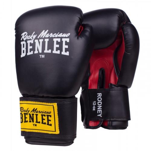 Боксерские перчатки Benlee Rodney (194007) Black 10 oz